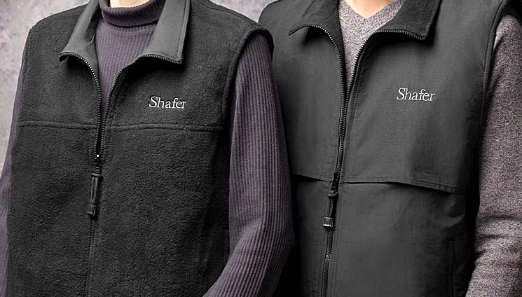Shafer jackets